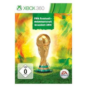 @real.de:  XBOX 360 - Fifa World Cup 2014