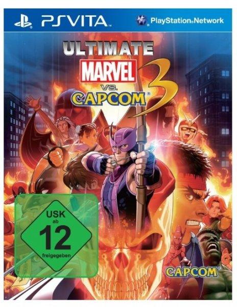 [PSN] Angebot der Woche - Ultimate Marvel vs. Capcom 3 (PS Vita Download) für 8,99 € statt bisher 34,99 €