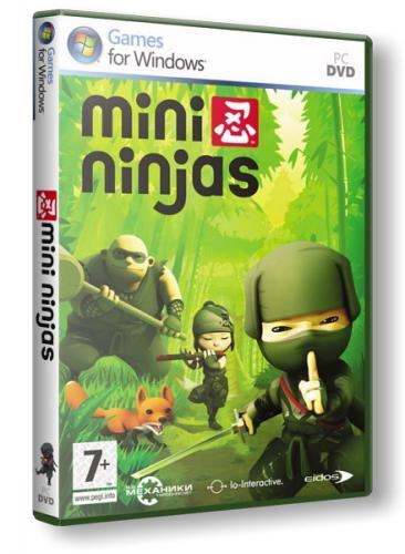 PC DVD-ROM - Mini Ninjas [@Bee.com]