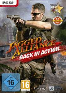 Steam: Jagged Alliance Back in Action (CD-KEY EU)