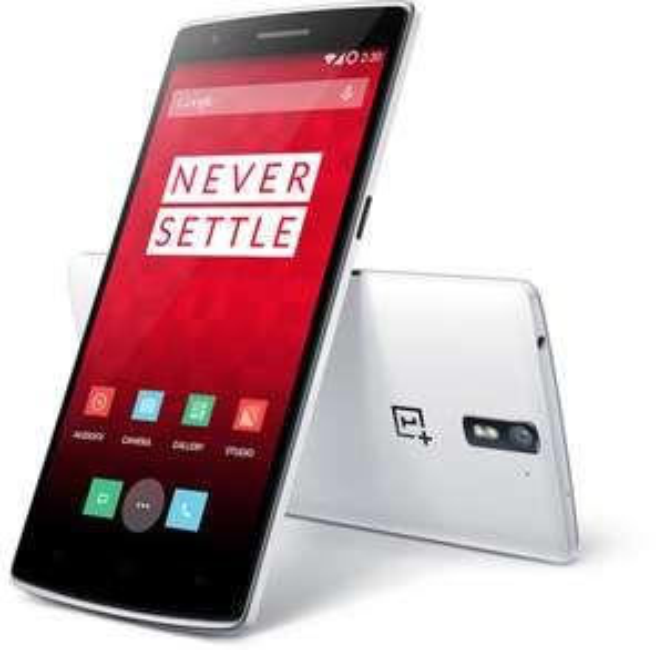 OnePlus One 16GB Weiß 299,00 Versandkostenfrei @Lenteen.de