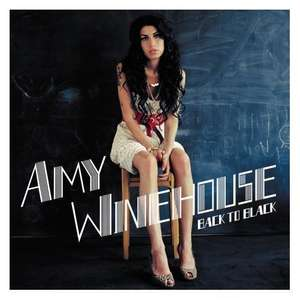 Amy Winehouse - Back To Black für 4.99 @ play.com