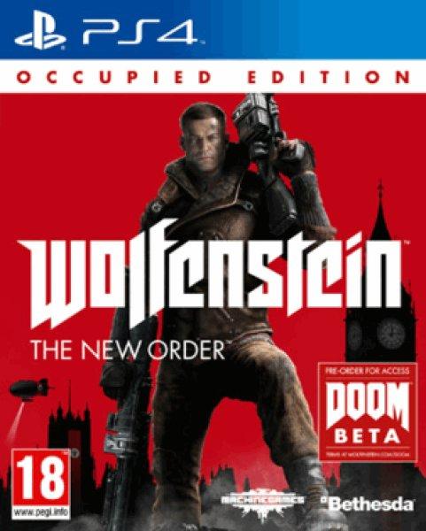 Wolfenstein: The New Order - Occupied Edition für PS4 Uncut zavvi.com