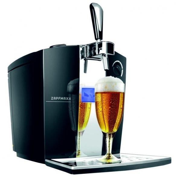 Bier Zapfanlage mit Aktivkühlung 230V + LCD Display @ebay (Produktionsfehler)