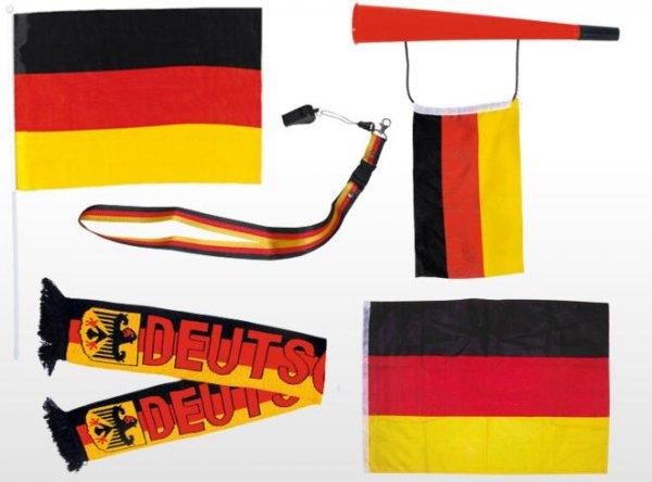 WM Deutschland Fan Set für 5€ @Hellweg