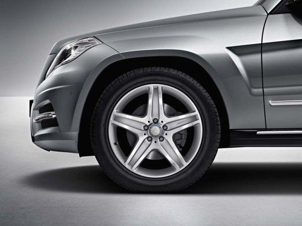 Mercedes-Benz Sommerkomplettradsätze mit bis zu 59% Nachlass