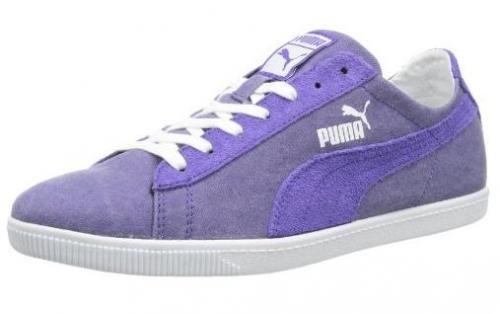 Puma Unisex-Erwachsene Sneaker Glyde Lo Washed SMR 355122 Lila-Blau