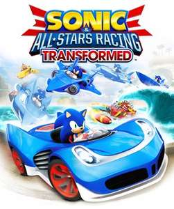 [Steam] Sonic All-Stars Racing Transformed für 1,66€