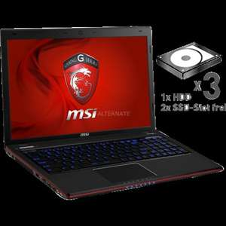 """MSI Gaming-Notebook 15,6"""" Full HD, i7, GTX765M + Versandfrei 769,- @ZackZack"""