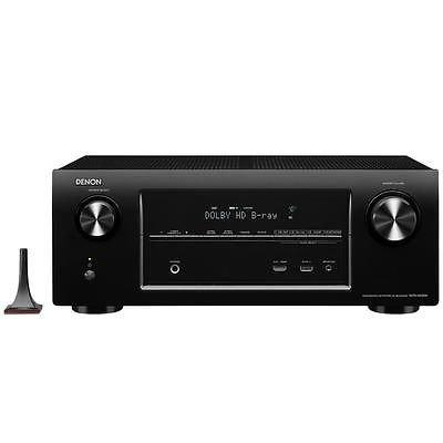 [Nur heute] Denon AVR-X2000 Schwarz 7.1 AV-Receiver, redcoon ebay