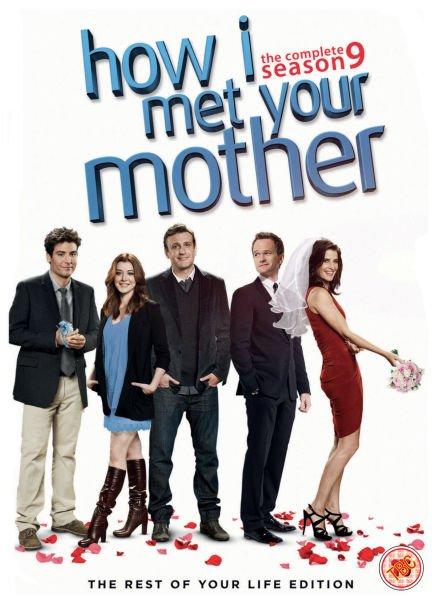 How I Met Your Mother, Season 9 (Vorbestellung)