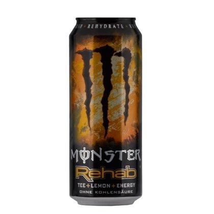 Monster Rehab 99 Cent / Dose + Versand -> 1,09€/Dose bei Kauf von 42 Stück