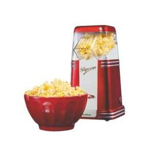 "Ariete ""Party Time"", Popcorn-Maschine, 1100W,50er Retrodesign"