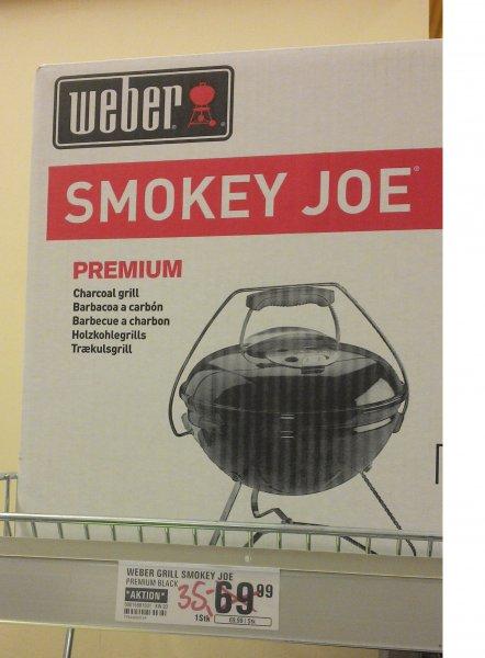 [OFFLINE/BERLIN?] WEBER SMOKEY JOE PREMIUM - BEI NETTO MIT DEM HUND