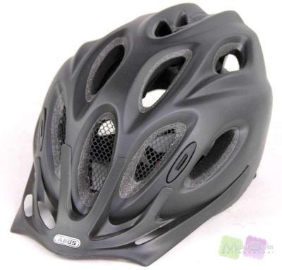 [Amazon] ABUS Herren Fahrradhelm Aduro 52-58cm, Black Matt