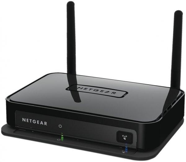 Netgear WNCE4004 N900 4-Port-WLAN-Bridge für 17,89€ @ NBB
