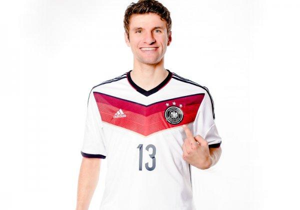 20,- € Rabatt auf das deutsche WM-Trikot (Preis: 59,95 €) bei fan & more