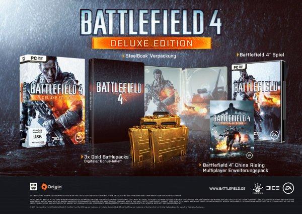 Battlefield 4 Deluxe Edition(Amazon-Exclusive)