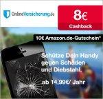 [Qipu] Fahrrad versichern ab 2€ / Monat und 10€ Amazon +8€ Cashback erhalten @ onlineversicherung.de