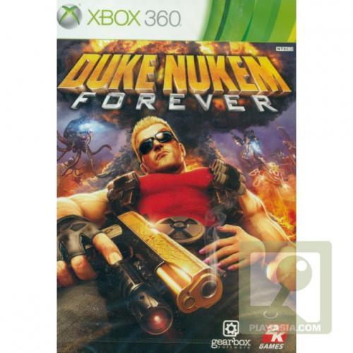 Duke Nukem Forever XBOX360 für 15,75