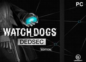Watch Dogs DEDSEC_Edition (exkl. bei Amazon.de) 30 Euro billiger