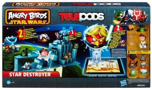 Angry Birds Star Wars Telepods Star Destroyer Battle Spiel @ myToys für 9,99 Euro