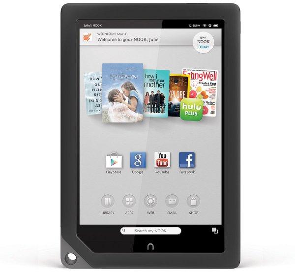 "[ebay UK] Barnes & Noble NOOK HD+ 9"" 16GB Tablet (refurbished)"