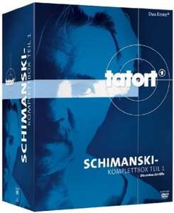 Tatort: Schimanski-Komplettbox Teil 1 (14 DVDs) @Amazon.de