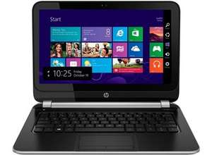 HP Pavilion 11 Touchscreen Notebook mit Windows 8.1 für 283€