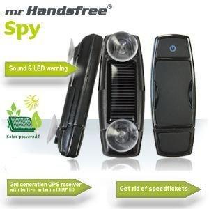 Mr.Handsfree SPY Radarwarn System für 29,95€ + 5,95€ Versand @iBood