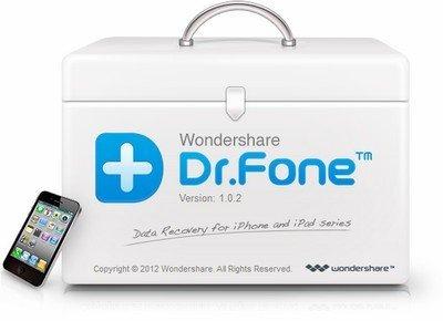Wondershare Dr.Fone (iOS)