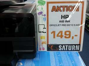 Hp Officejet 8610 Lokal Hennef (Sieg) Saturn
