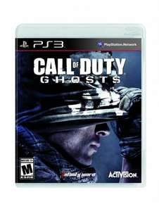 [Lokal Hannover]Call of Duty Ghosts Ps3 20€