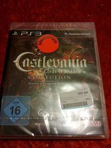 Castlevania Lords of shadow collection. Ps3 Mof+los [LOKAL] Berlin Media Markt Hohenschönhausen fast 50% unter idealo