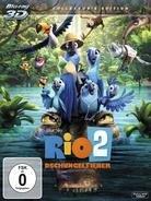[cede.de] Rio 2 - Dschungelfieber (3D & 2D + DVD) --> Vorbestellung