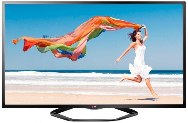 LG 47LN5758 119 cm (47 Zoll) LED-Backlight-Fernseher, EEK A+ (Full HD, 100Hz MCI, WLAN, DVB-T/C/S, Smart TV) schwarz @amazon.de