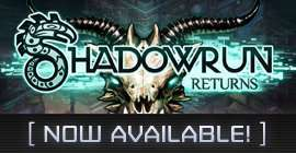 [Steam] Shadowrun Returns im Humble Bundle Store 3,99€