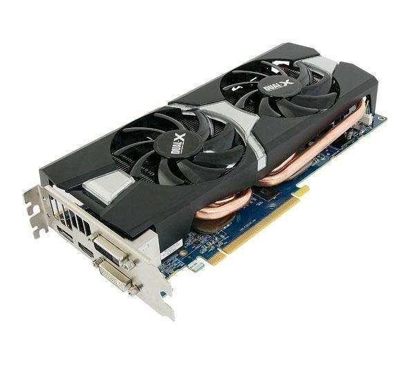 SAPPHIRE TECHNOLOGY R9 280X OC 3 GB GDDR5