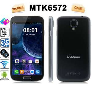 Doogee & Cubot Smartphones Dual SIM, Android, 3G, QHD Ohne Vertrag