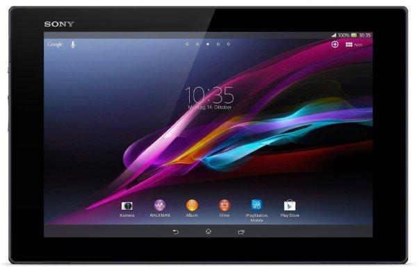 Ebay WoW 16.6: Sony Tablet Z 16GB WLAN 4G/LTE w.Neu Demogeräte für nur 249€