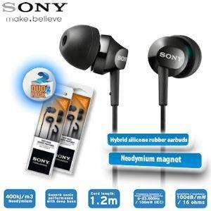 IBOOD - 2x -> Sony MDR-EX50 In Ear Kopfhörer = 20,90€ inkl. VSK
