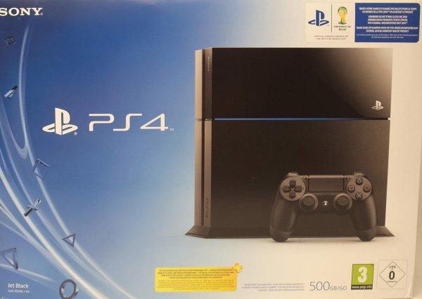 PS4 + Playstation 4 500 GB inkl Controller+ im Saturn Outlet @ebay für 359,10 €