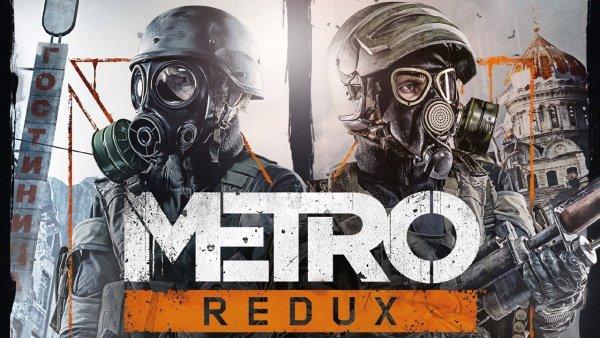 [Steam] Metro Redux (2033 Redux und Last Light Redux ) @ Amazon.com