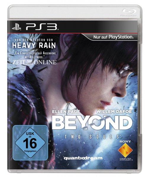 [lokal: Saarbrücken MM] Beyond Two Souls (PS3)  - 20 Eur
