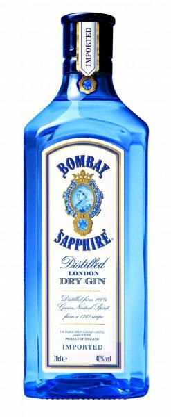 [Lokal: Süddeutschland?] Bombay Sapphire Gin für 14,99€ bei Kaufland