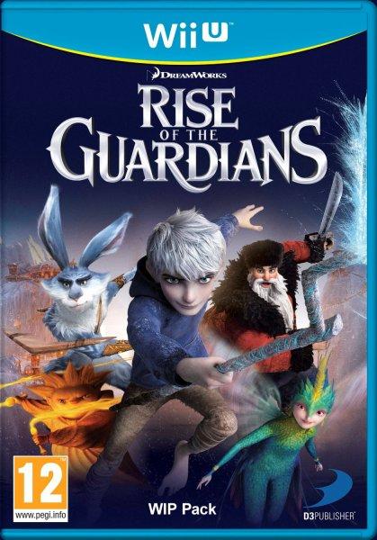 Rise Of The Guardians (Die Hüter des Lichts) [WiiU] für 11,53€ @ Amazon.de (Zoverstocks)