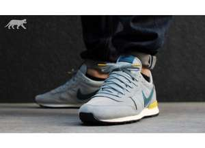 Nike Internationalist Leather Base Grey bei cultizm.com Größe 42/44