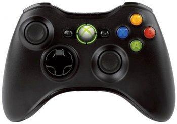 Xbox 360 Wireless Controller (schwarz) für 25€ @Zavvi