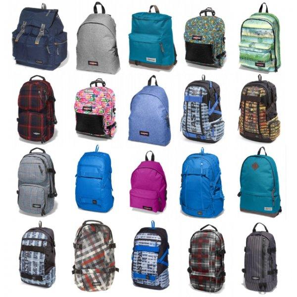 EASTPAK Rucksack Schulrucksack Freizeitrucksack Backpack verschiedene Modelle