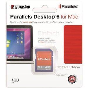 Parallels Desktop 6 (Mac)